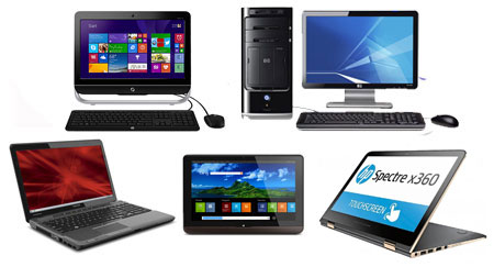 All HP laptop and desktop PC repairs Gold Coast