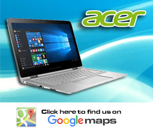 how to fix acer laptop green screen
